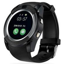 V8 Bluetooth smart uhr Unterstützung SIM Tf-karte kamera Mp3 Smartwatch Sport armbanduhr Tragbares Gerät für iphone android-handy