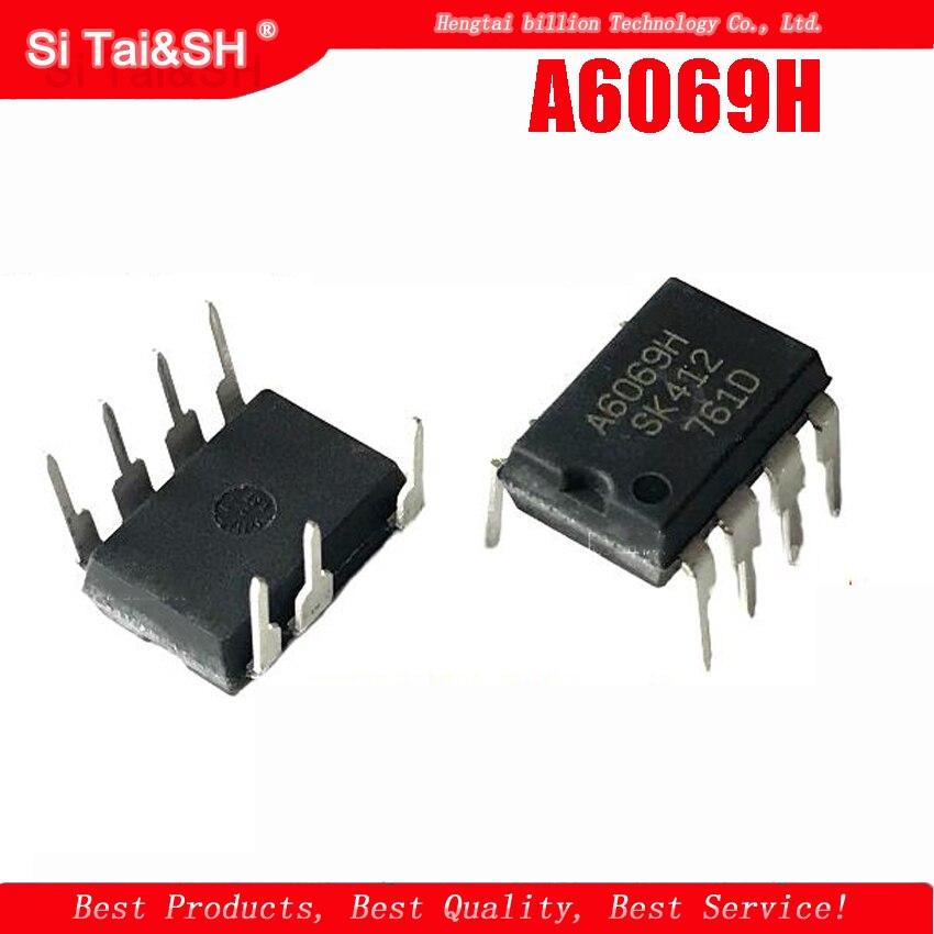 5pcs A6069H STR-A6069H A6069 DIP-7 LCD power management chip5pcs A6069H STR-A6069H A6069 DIP-7 LCD power management chip