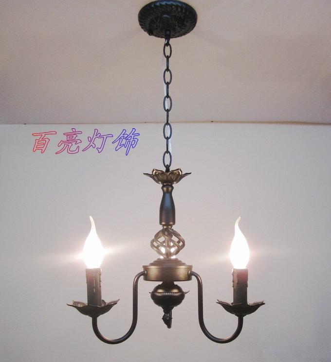 KOSTENLOSER VERSAND Mode Luxus Kerze Pendelleuchte Antike Lampe Rustikalen Licht Mahlzeit Wohnzimmer