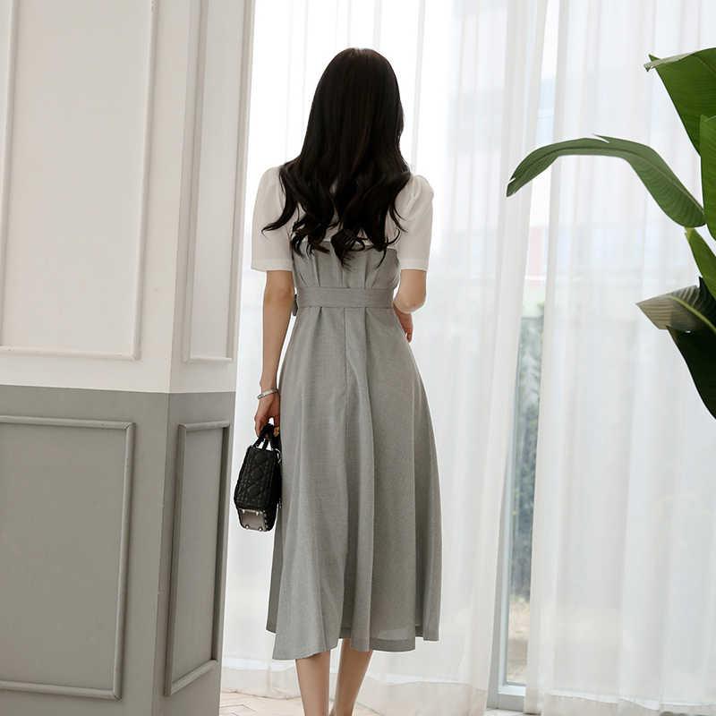 Летнее облегающее женское платье с вырезом лодочкой, со шнуровкой, женское платье средней длины 2019, сексуальное платье-карандаш с разрезом сбоку, vestidos femme