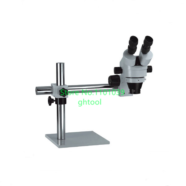 Hot Sale Jewelry Making Tools Goldsmith Tools 7X 45X Diamond Setting Microscope with Stand Watch Reparing Microscope jewelery to