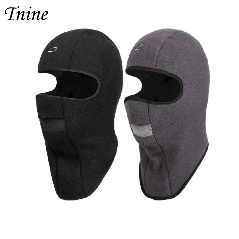 Full Face Cover Mask Winter Mask Beanie Cs Hat Windproof Neck Warmer for Snowboard Motorcycle for Christmas Gift chief sw2104 skull style full face mask for war game cs black
