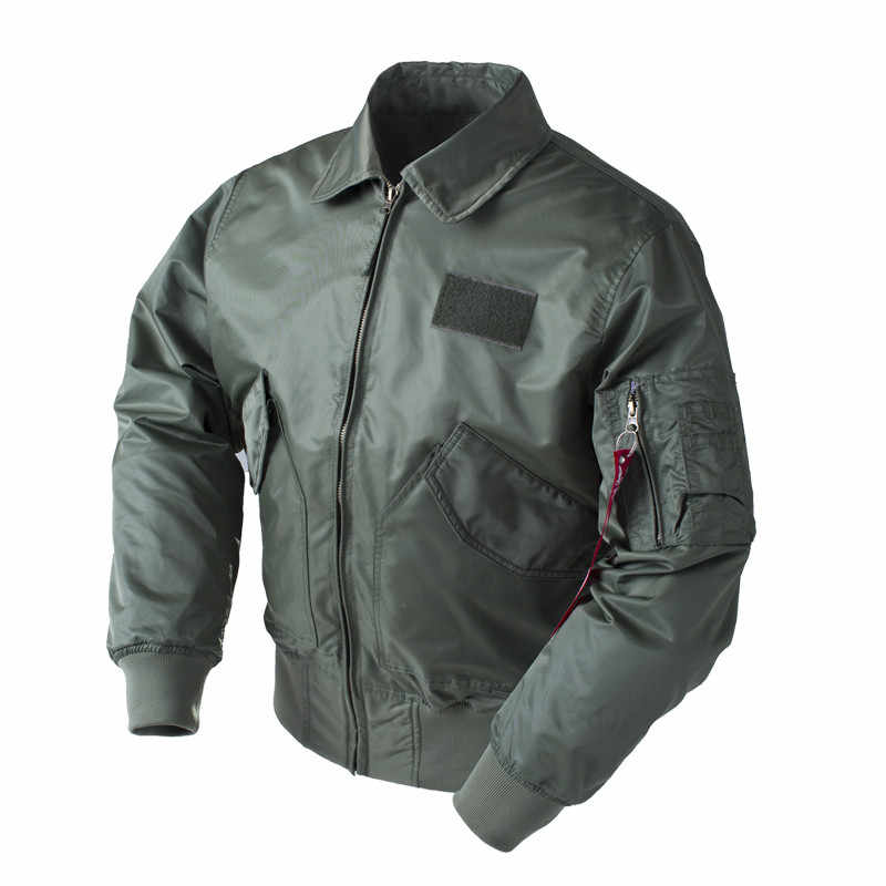54618a8ce Detail Feedback Questions about New CWU/45P Man Bomber varsity ...