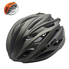 PRO 60% more safe Racing Bicycle helmet inner frame Cycling road city bike Helmet outdoor sports in-mold Cascos Ciclismo 58-62cm