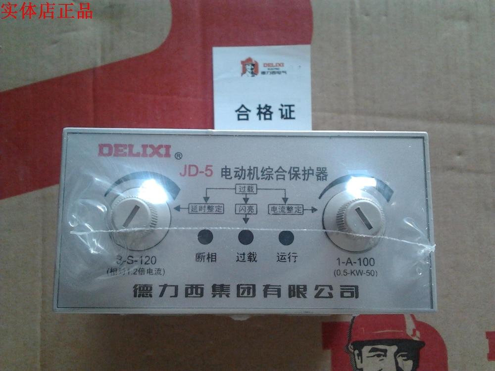 Delixi Motor Protector JD-5 1-100A AC380V jd коллекция hdmi20 чёрный 5 м