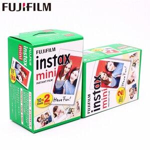 Image 3 - פוג י Instax מיני לבן סרטי 40 גיליונות נייר צילום מיידי עבור Fujifilm Instax מיני 9 8 11 7s 7 25 50s 90 70 SP 1 SP 2 מצלמה
