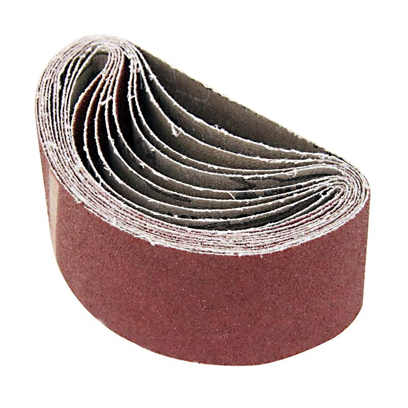 5pcs 75x457mm Sanding Belt 3