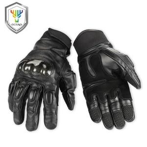 OZERO Men Motorcycle Gloves Ge