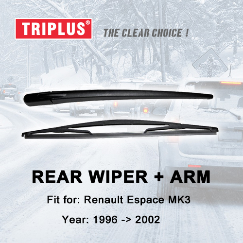 Rear Wiper Arm with Blade for Renault Espace 3 (1996-2002) 1pc 16 400mm,Rear Wiper Arm & Rear Wiper Blades т рюкзак punta cana