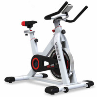 Kansoon Exercise Bike indoor cycling bike Aerobic Exercise Upright Bike Home Gym Fitness Equipment Mute Stepper