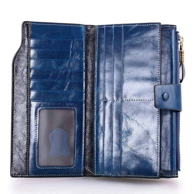 mens real leather wallets