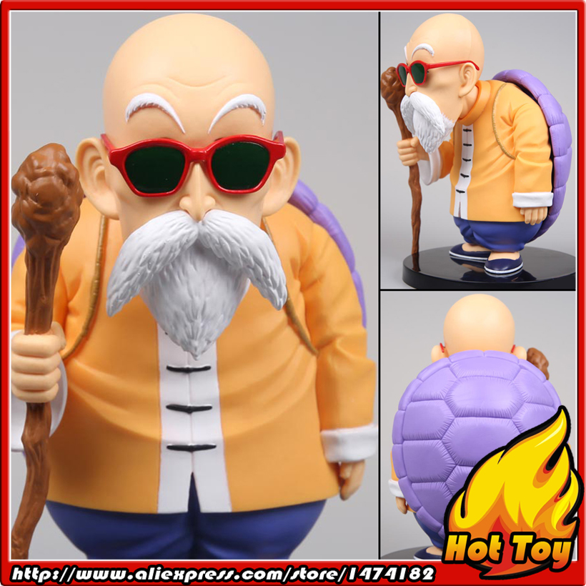 100% Original Banpresto DRAGONBALL COLLECTION Toy Figure Vol.2 - Master Roshi from Dragon Ball powers the definitive hardcover collection vol 7