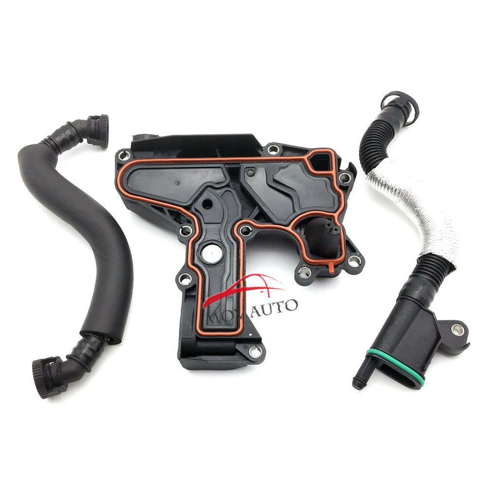Séparateur d'huile PCV ensemble de soupape pour AUDI A3 A4 A5 A8 Q3 Q5 VW Jetta 1.8 2.0 TFSI