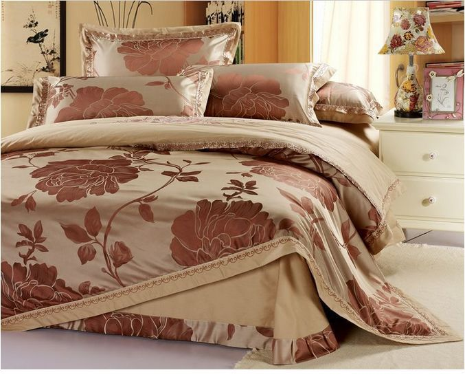 king size bed comforter tribute silk king size bedding set export quality 10777
