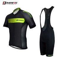 Darevie Pro Cycling Wear Uniforms Quick Dry Breathable Short Bicycle Suits Men S Bike Sets