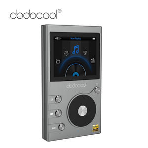 Mp3-Player Radio-Recorder Support Lcd-Display Fm-Radio Dodocool hi-Res Lossless Hi-Fi