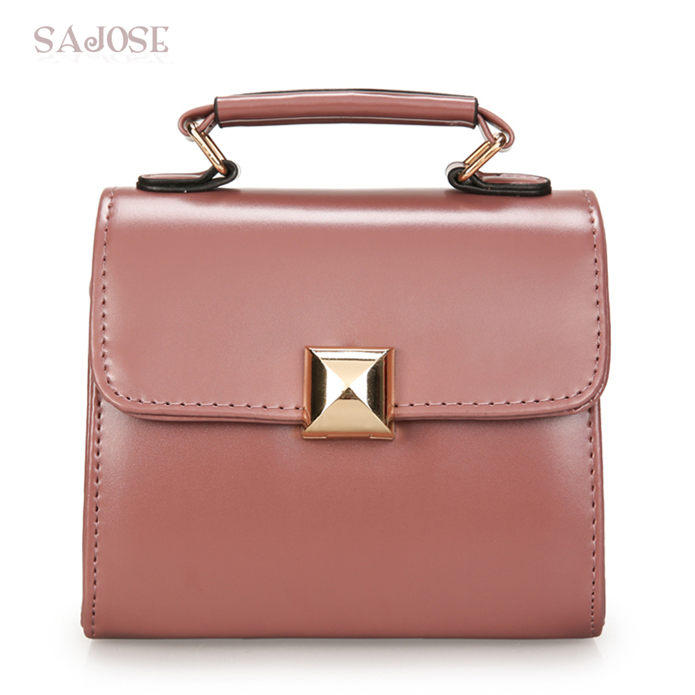 Women Leather Handbag Fashion Totes Bag Designer Famous Brand High-Quality Vinage Messenger Lady Shoulder Bags DropShipping ...