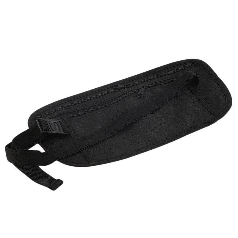26b48832de47 Waterproof Running Belt Bum Waist Pouch Fanny Pack Camping Hiking Zip Bag  New Sports Storage Bags-in Storage Bags from Home & Garden on  Aliexpress.com ...