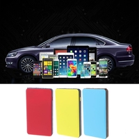 Multi Function 20000mAh Car Jump Starter Power Bank Emergency Charger Booster Battery Portable Auto Jump Starter