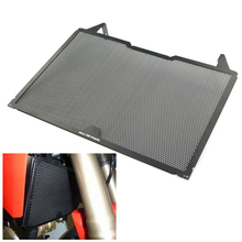 For DUCATI MULTISTRADA 950 RADIATOR GUARD 2017-2018 MTS Motorcycle Aluminum Frames Radiator Cover Protector Grille Guard