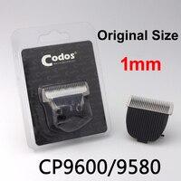 Original Enhanced Edition Codos CP9600 CP9200 CP9580 Professional Pet Clipper Trimmer Extra Blade Spare Head