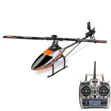 Original wltoys v950 grand hélicoptère avec moteur brushless 2.4g 6ch 3d6g système brushless flybarless rc hélicoptère rtf