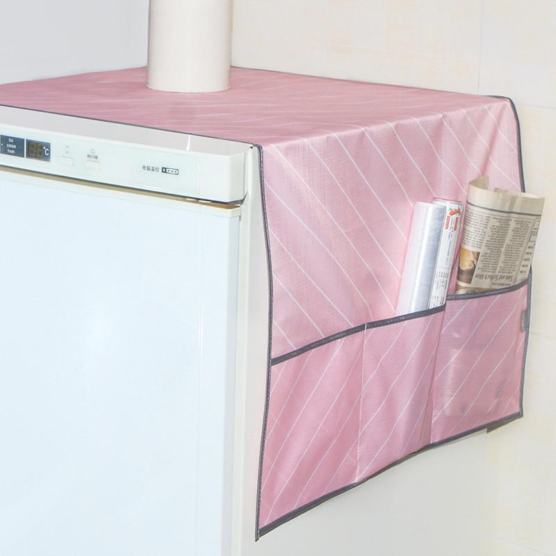 Praktische koelkaststofopvang Opknoping tas Koelkast Stofkap - Home opslag en organisatie