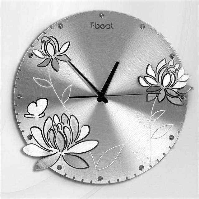 horloge originale salon id e cadeau l 39 horloge originale 45 id es pour le plus cool horloge. Black Bedroom Furniture Sets. Home Design Ideas