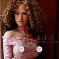 2017 Newest 150cm B cup 6YE doll Realistic big breasts sex doll silicone for men with artificial vagina
