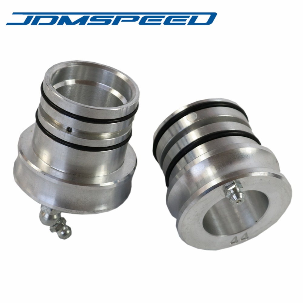 Free Shipping-JDMSPEED Front Rear Wheel Bearing Greaser Tools 44&40MM Fit For Polaris Ranger 800 900 1000XP