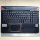 New laptop keyboard ...