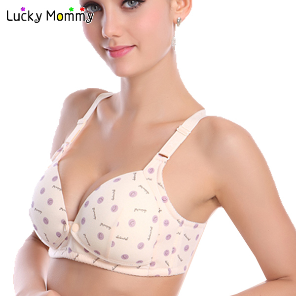 massima qualità moda 100% di alta qualità US $19.39 |Reggiseno allattamento di maternità reggiseno apertura frontale  reggiseni cime di allattamento al seno bras infermieristica gravidanza ...