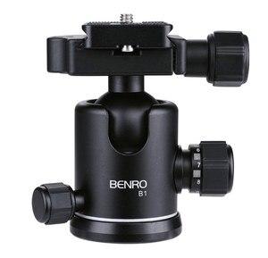 Image 3 - Benro Ball head B00 B0 B1 B2 B3 B4 B5 ballhead Professional Magnesium Video Head Bual Action Ball Head
