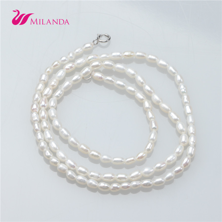 buy wholesale seed pearl necklace from china seed