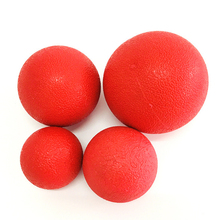 1 pcs Pets Dogs Chewing Toys Supplies 5cm 6cm 7cm 8.6cm size TPR material Balls for Small Dog Cat To Bite Molars with Teeth