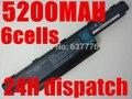 11. v 5200 mah bateria para acer as10d31 as10d51 as10d81 as10d75 as10d61 as10d41 as10d71 aspire 4741 5742g 5552g 5742 5750g 5741g