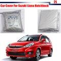 Car Cover Snow Sun Rain Resistant Protector Anti UV Cover For Suzuki Liana Hatchback Free Shipping !