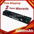 4400mAh 11.1v Battery for Dell Studio 1535 1536 1537 1555 1557 1558 PP33L PP39L 312-0701 312-0702 KM958 KM965 MT264 WU946 6 cell