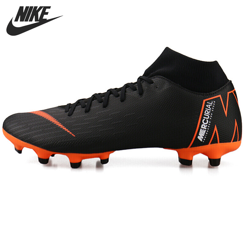 bfd97b75e5bd9 Original New Arrival 2018 NIKE SUPERFLY 6 ACADEMY MG Men s Soccer Shoes  Sneakers-in Soccer Shoes from Sports   Entertainment on Aliexpress.com