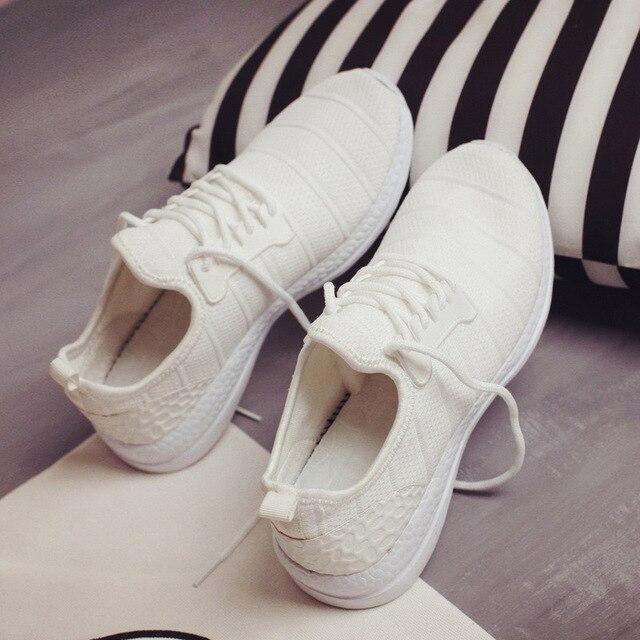 Холст обувь дышащая суперзвезда обувь босоножки zapatos mujer прочный женщин весной обувь ткани белый/черный обувь женщина