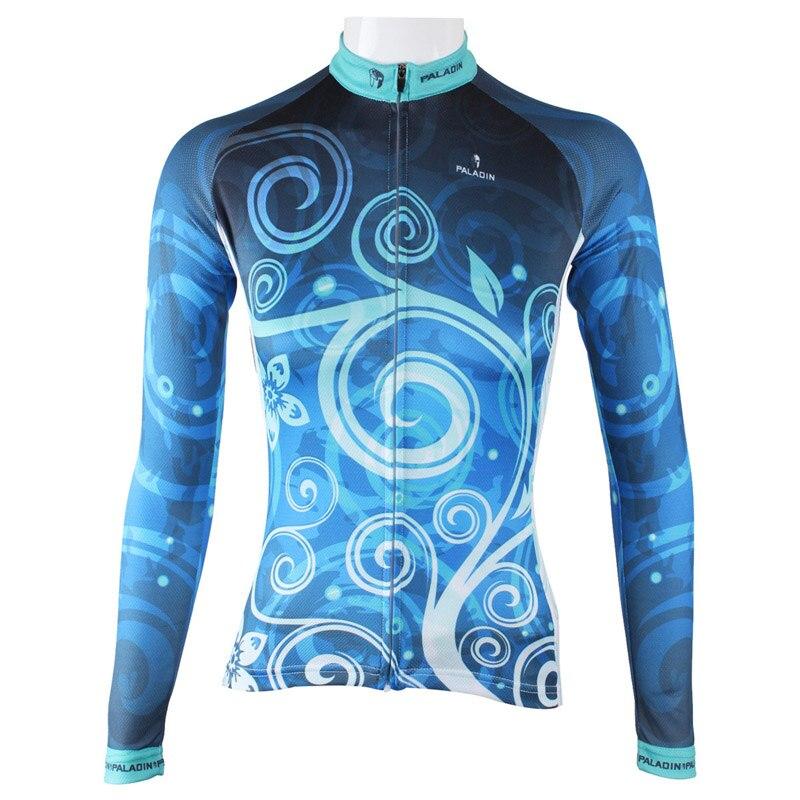 ILPALADINO Bicycle-Wear Bike Long-Sleeve Maillot Ropa-Ciclismo Autumn Women MTB Spring