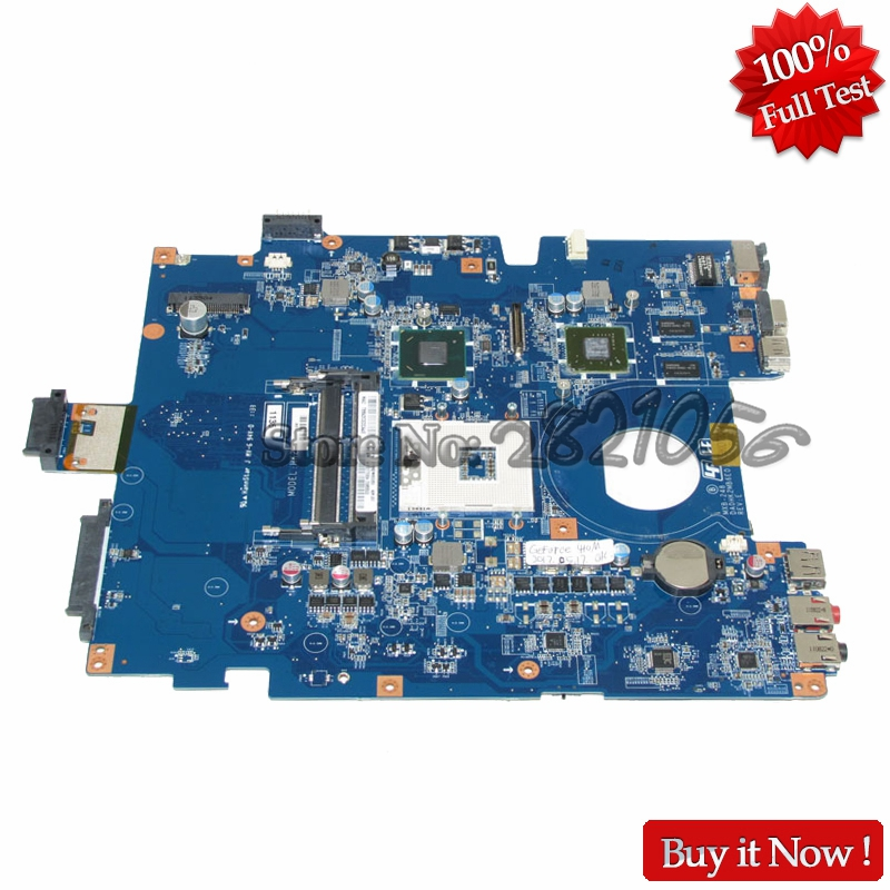 NOKOTION A1827706A A1848628A DA0HK2MB6E0 MBX-248 Mainboard For sony VAIO VPCEJ VPCEJ2M1E Laptop Motherboard GT410M DDR3 nokotion sps v000198120 for toshiba satellite a500 a505 motherboard intel gm45 ddr2 6050a2323101 mb a01