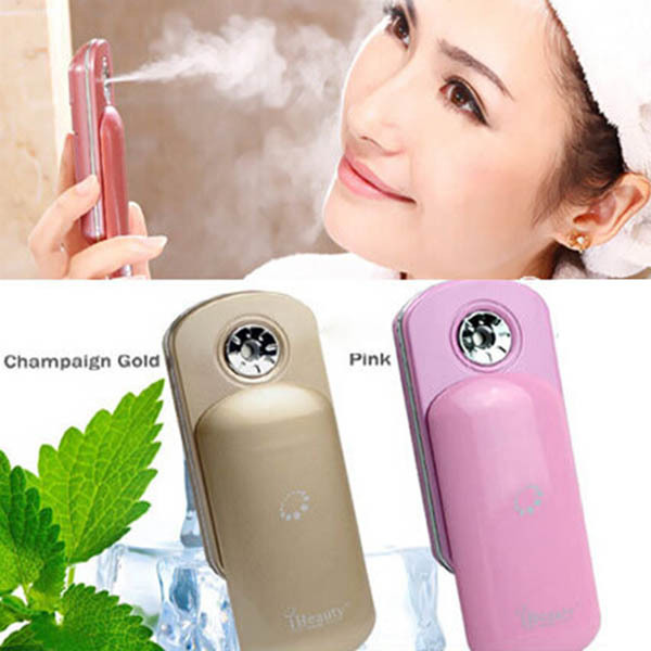Skin Care Tool Water Nano Portable Spray Device Beauty Instrument Face Care Mini Moisturizing Beauty Equipment face steamer