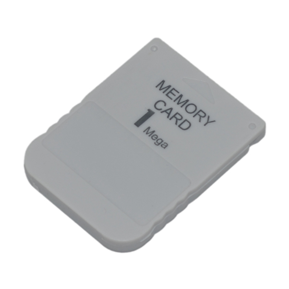 1MB Memory Card  For Playstation One 1 For PS 1 One
