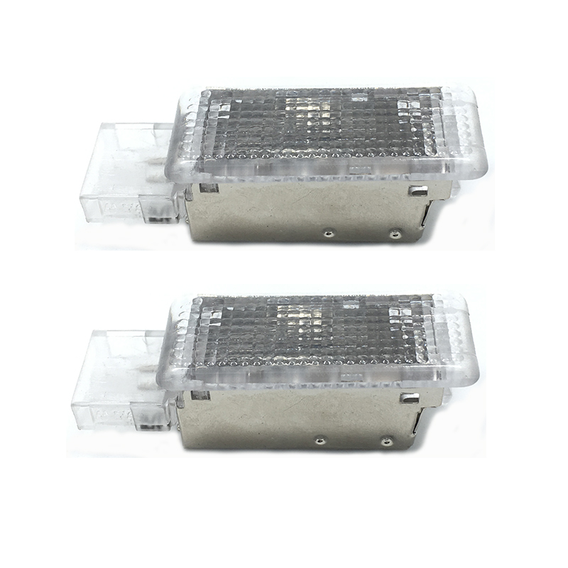 2Pcs OEM Original for VW Footwell Light For VW Golf 6 Jetta MK5 MK6 Tiguan Passat B6 Polo 7L0 947 415 5ND 947 415 7L0947415 rcd330 plus mib ui radio for golf 5 6 jetta cc tiguan passat polo