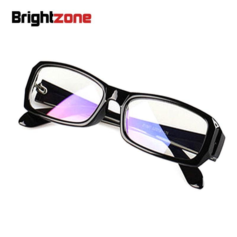 Vysoce kvalitní antireflexní brýle proti unavení brýlí pro počítačové podnikání chrání sklo pro optické a rámy pro muže a ženy