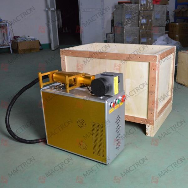 Desktop fiber lasermarkering 20W DIY metalen lasergravure, mini - Houtbewerkingsmachines - Foto 4