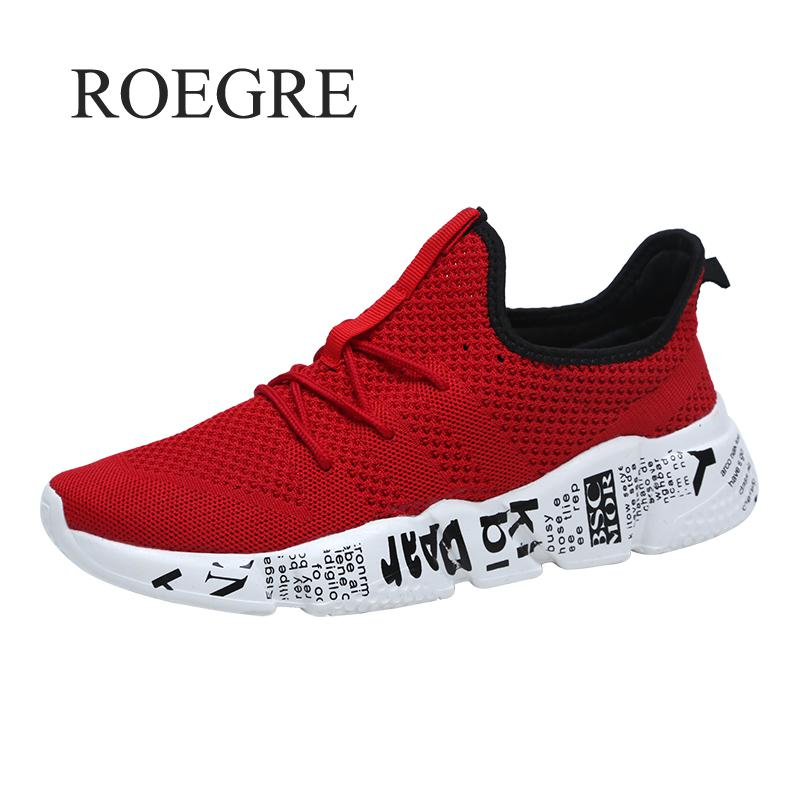 2019 New Men Casual Shoes Breathable Fashion Sneakers Man Shoes Masculino Shoesshoes Male Brand Zapatillas Deportivas Size 39-47 2