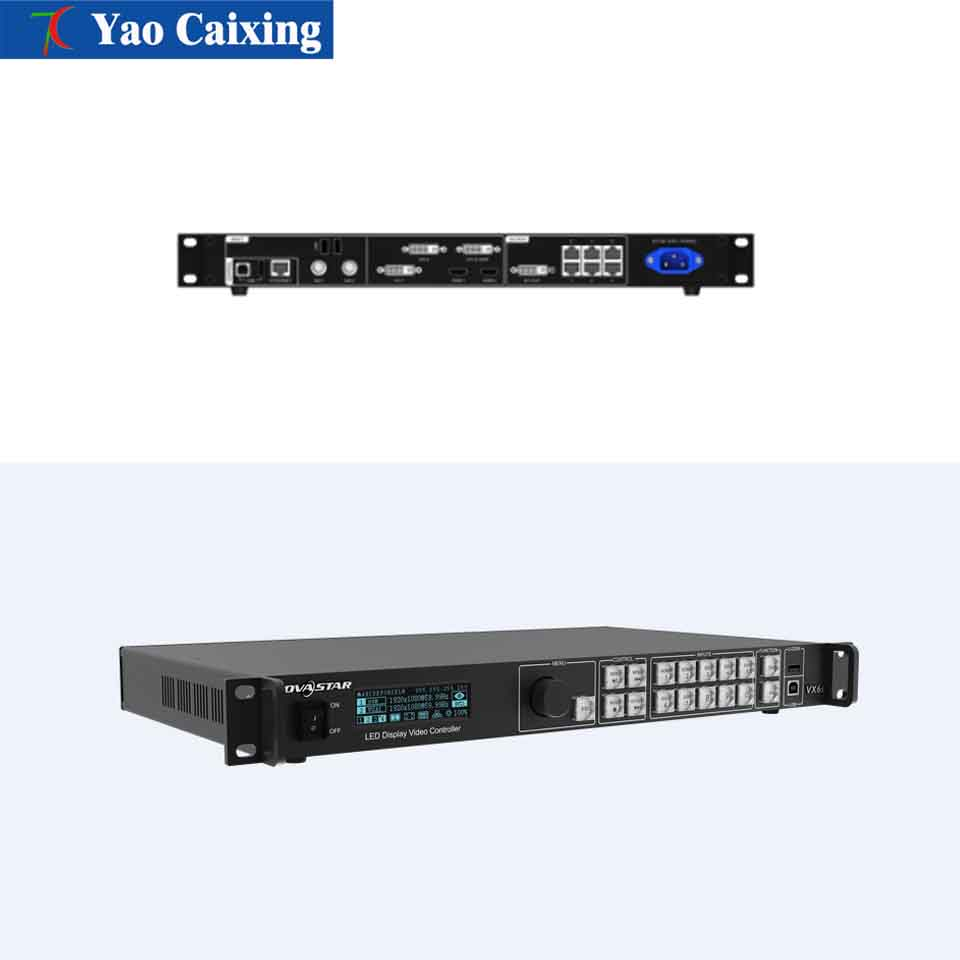 Novastar VX6S All-in-One Video Controller Fool-like LED Display Video Processor