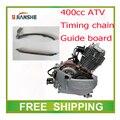 ATV400-1-3-7 JIANSHE 400cc engine timing chain guide baord atv quad accessories free shipping